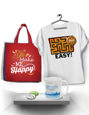 Promotional Product Printing - Full Color Printing Services - Roseville Printing California
