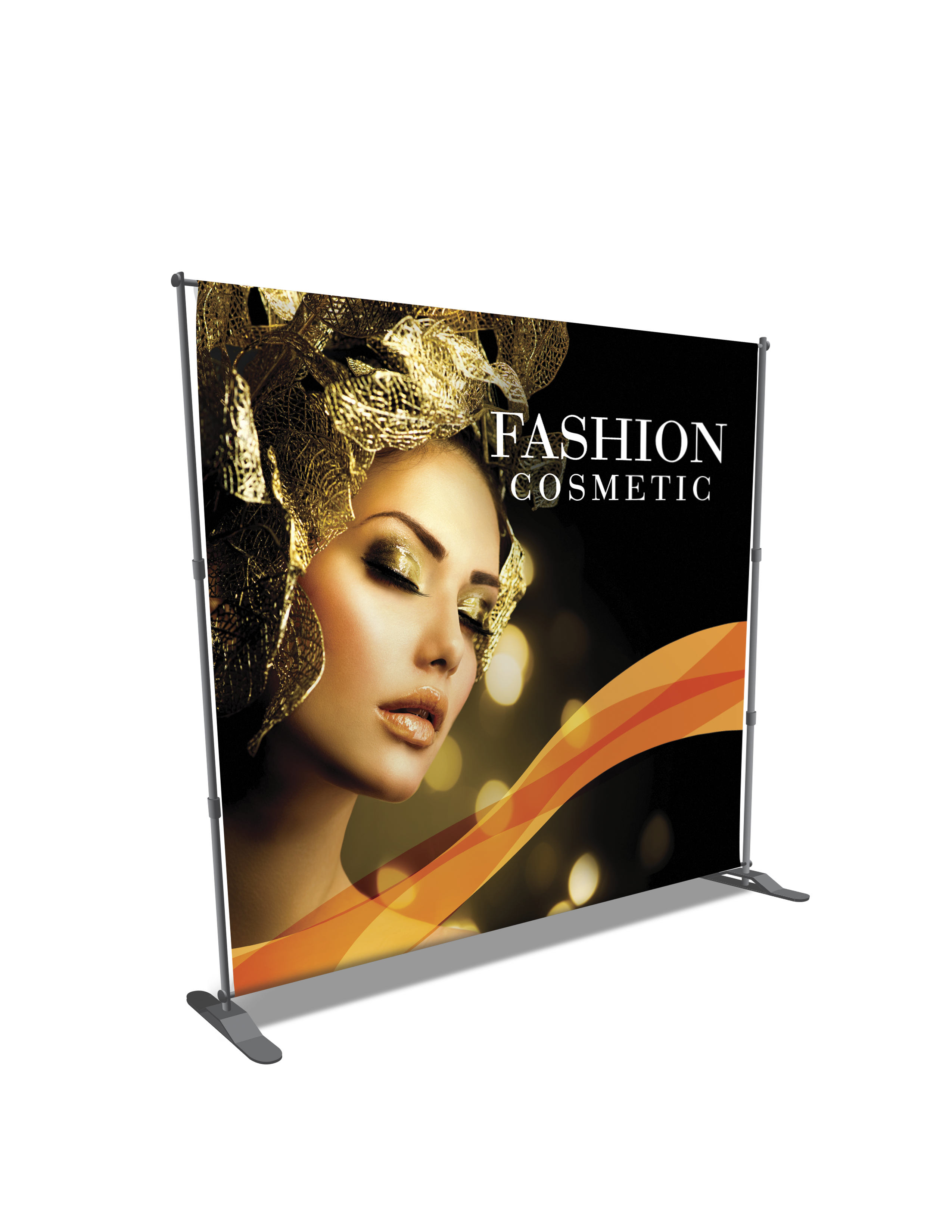 Promotional Backdrop Printing - Full Color Printing Services - Roseville Printing California